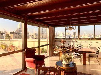 Penthouse for sale in Netanya on Brodetsky street